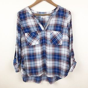 Tops - Stitch Fix Skies Are Blue Avena Blouse